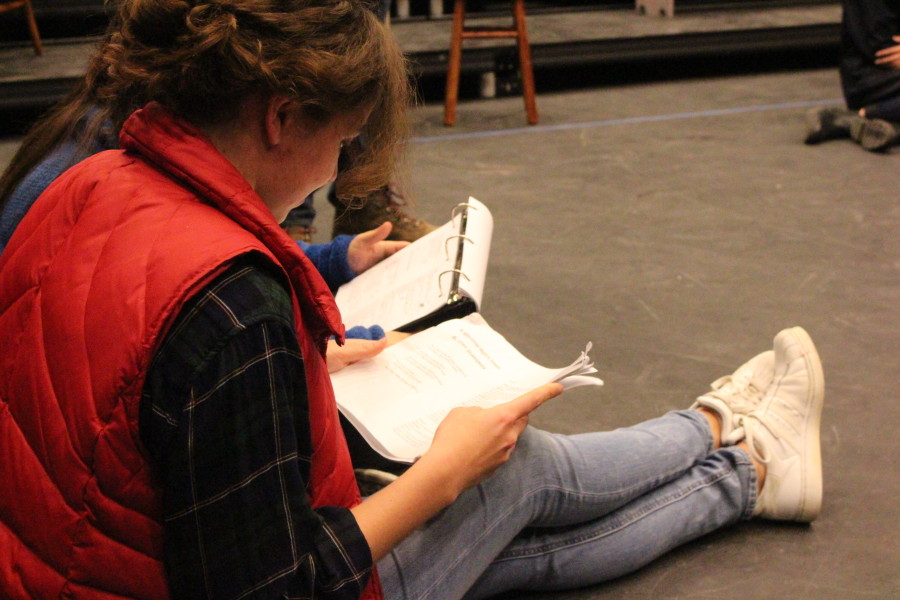 Wilson Students Put Twist on Shakespeare Classic