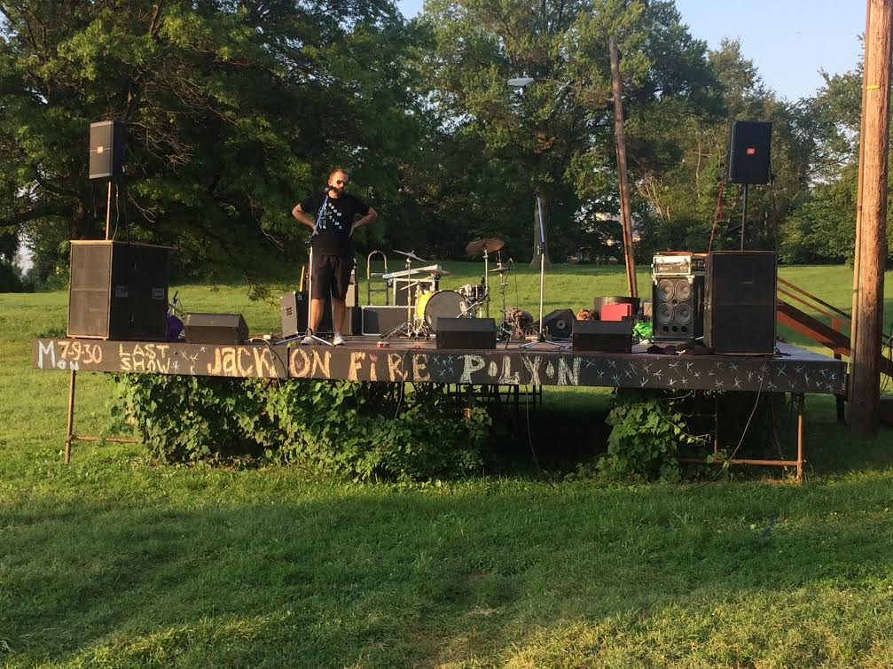 Fort Reno's Summer Concerts Come to an End