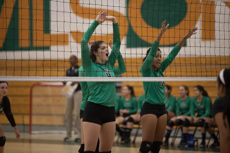 Volleyball Team's Impressive Season Comes to a Close