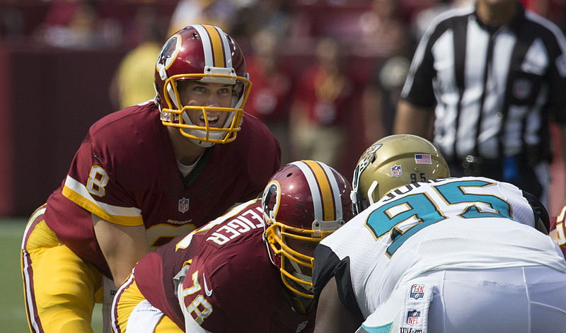 Cousins Leads Redskins to Playoffs