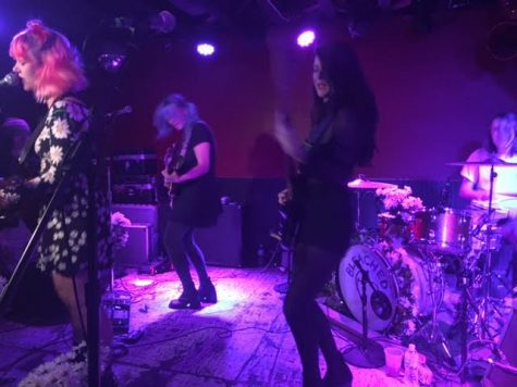 Bleached: femme fatales bring energy to stage