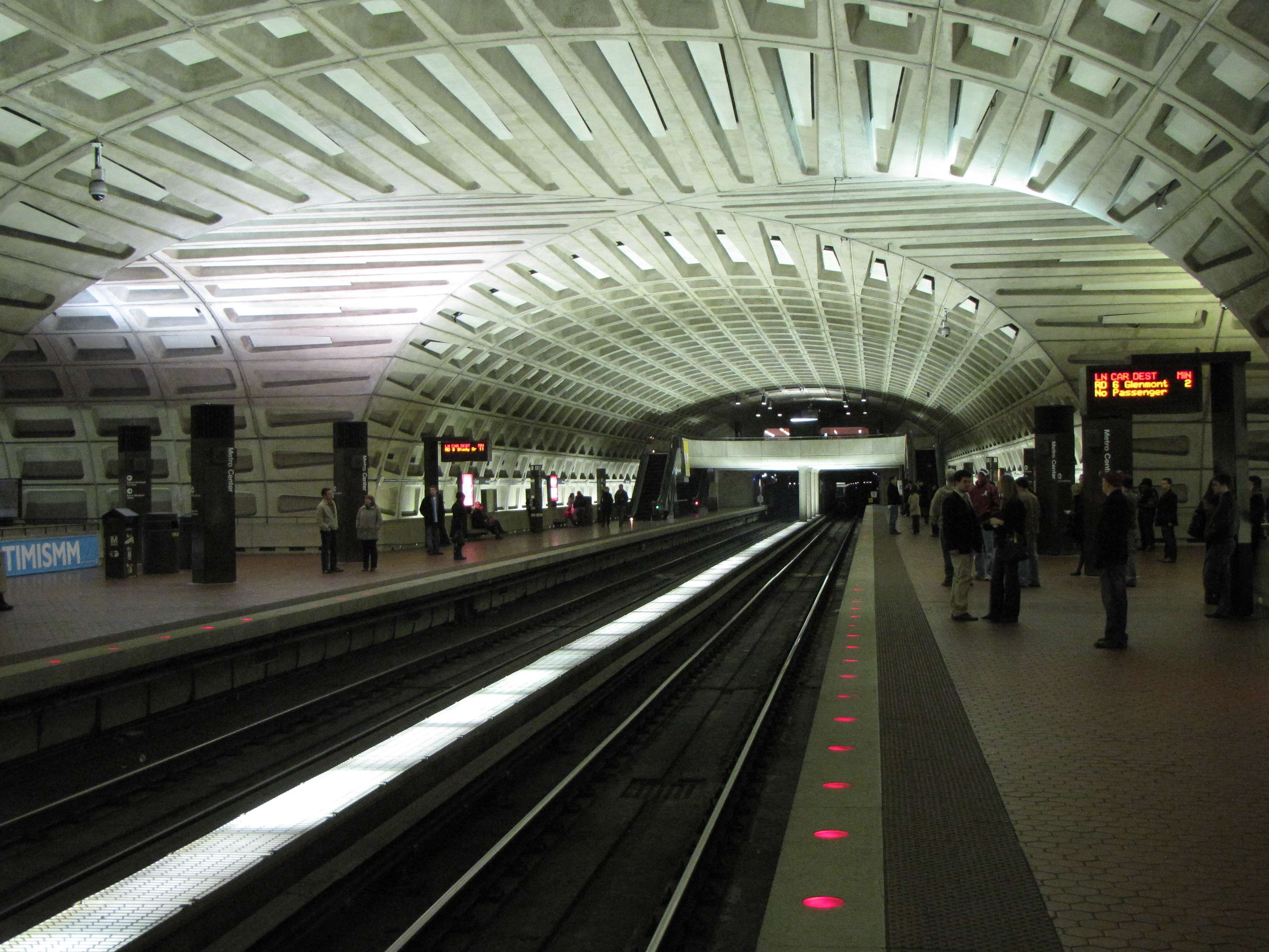 Metro to face line closures throughout year