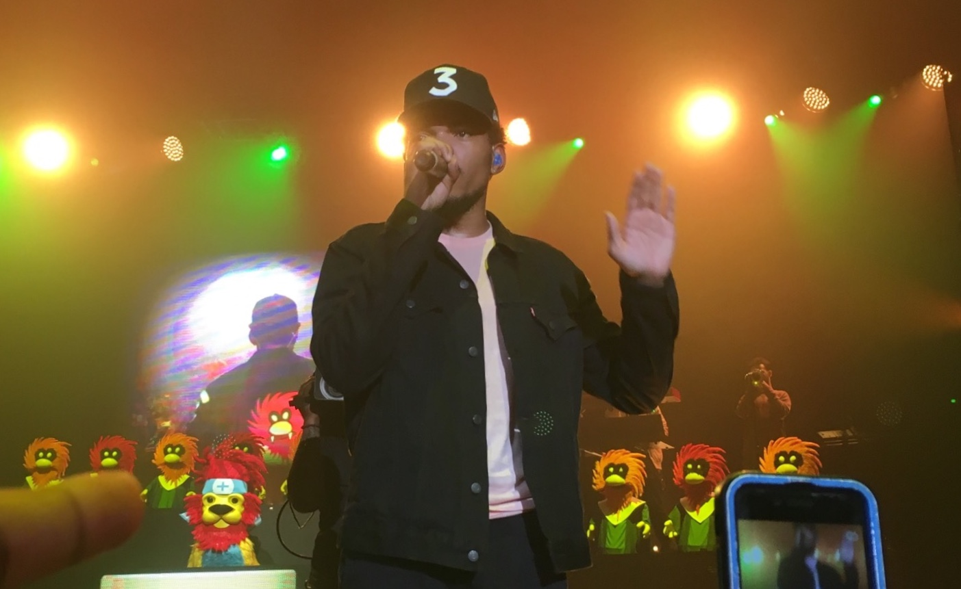 """Magnificent"" concertgoing: Chance the Rapper concert review"