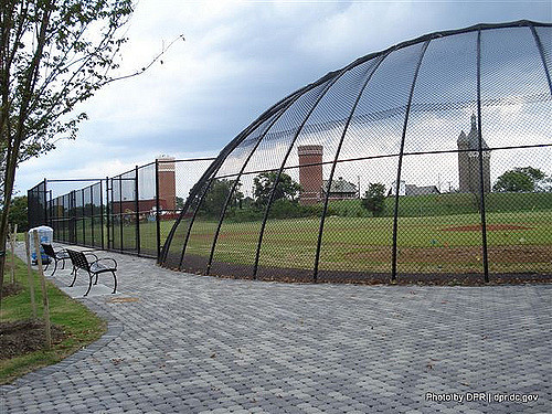 Fort Reno to add new batting cages