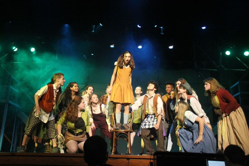 Urinetown remains eerily relevant