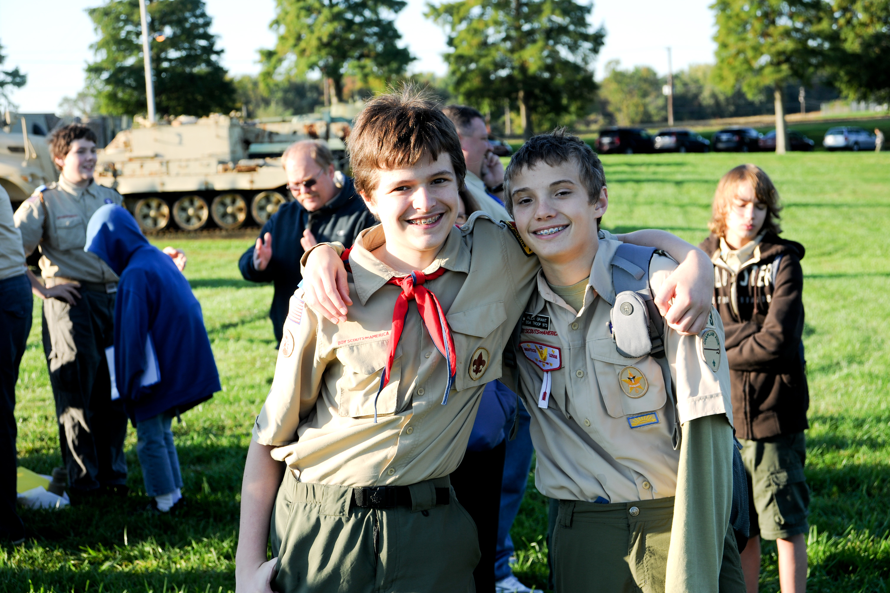 Boy Scouts of America to begin accepting transgender boys to organization