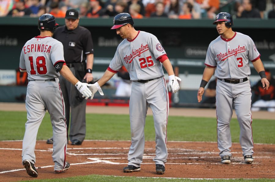 Washington+Nationals+at+Baltimore+Orioles+May+20%2C++2011
