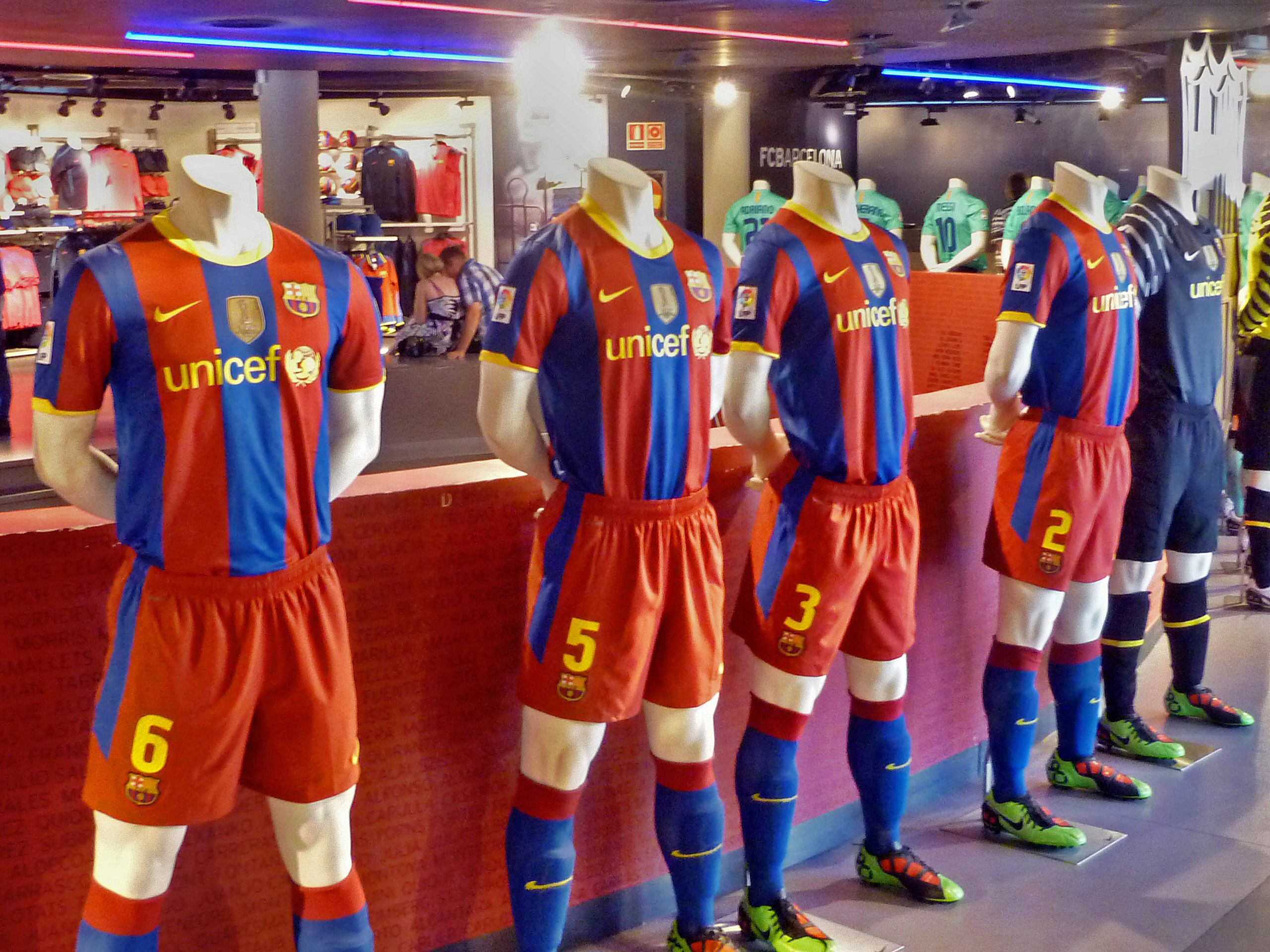 FC Barcelona announces partnership with DCIAA