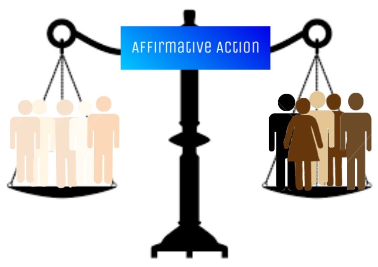 Affirmative action equalizes the corrupt college admission process