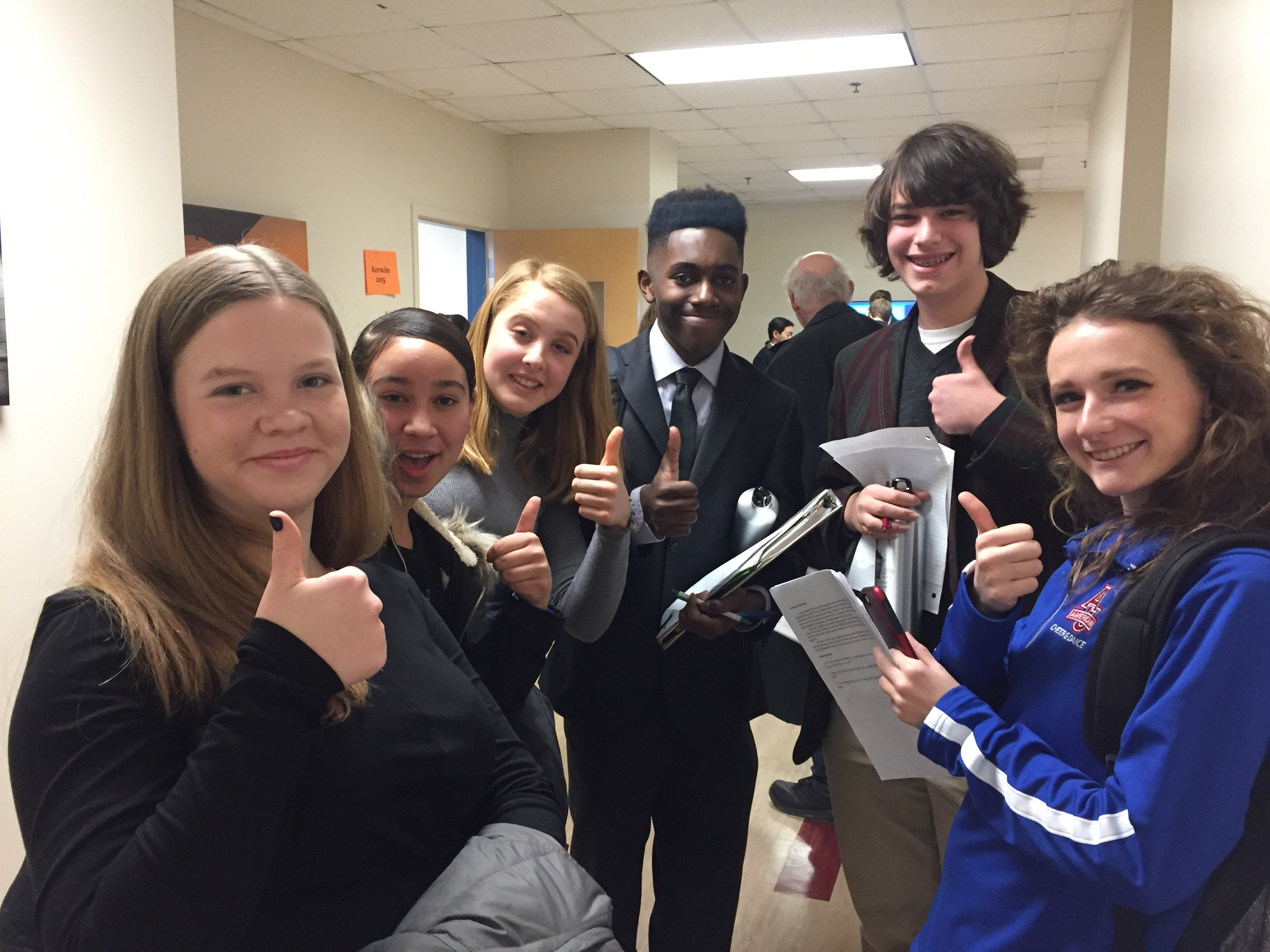 Ethics Bowl Team left unsatisfied after loss at tournament