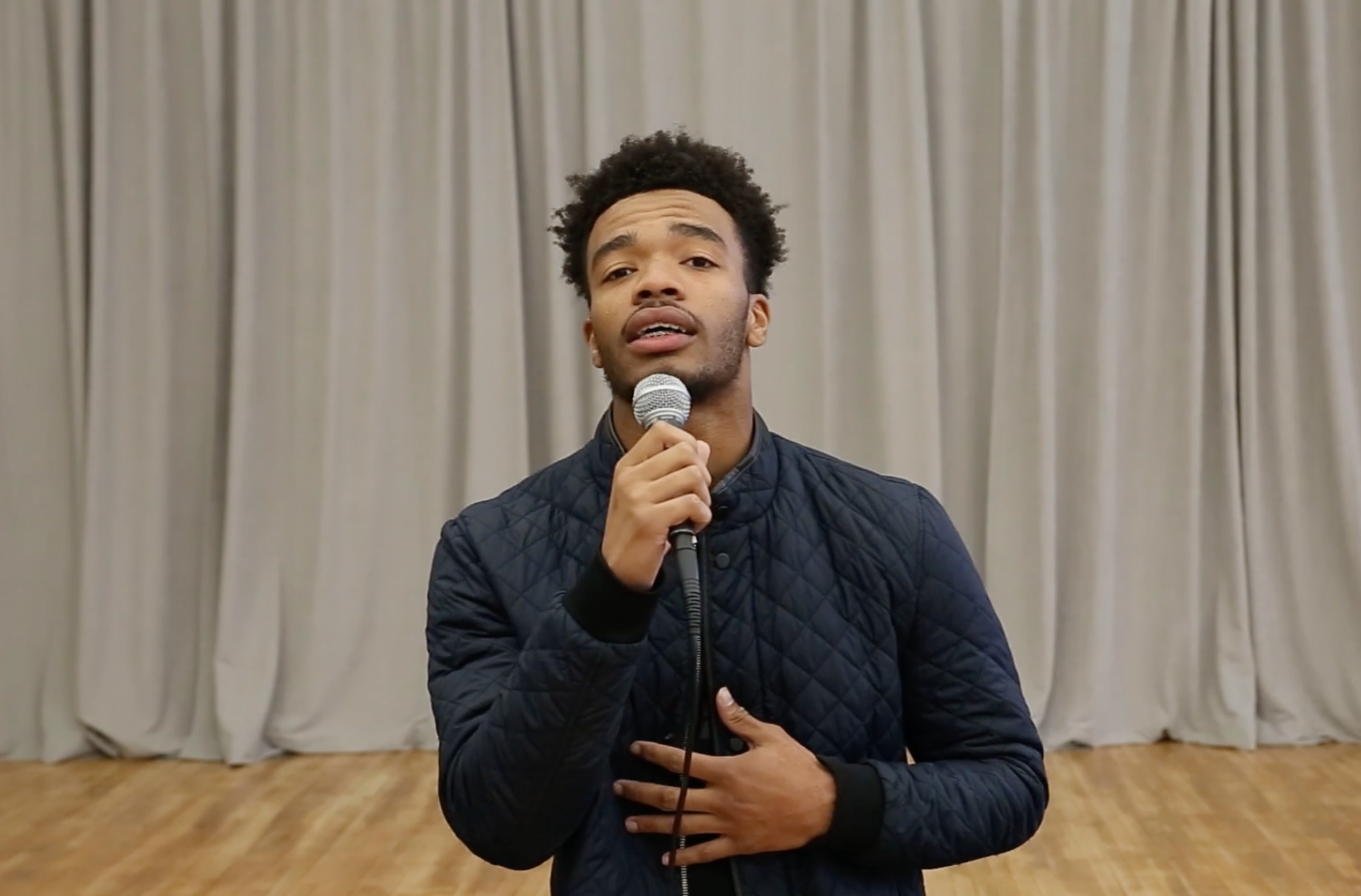 Isaiah's got talent: Wilson senior advances in DC-CAPital Stars competition