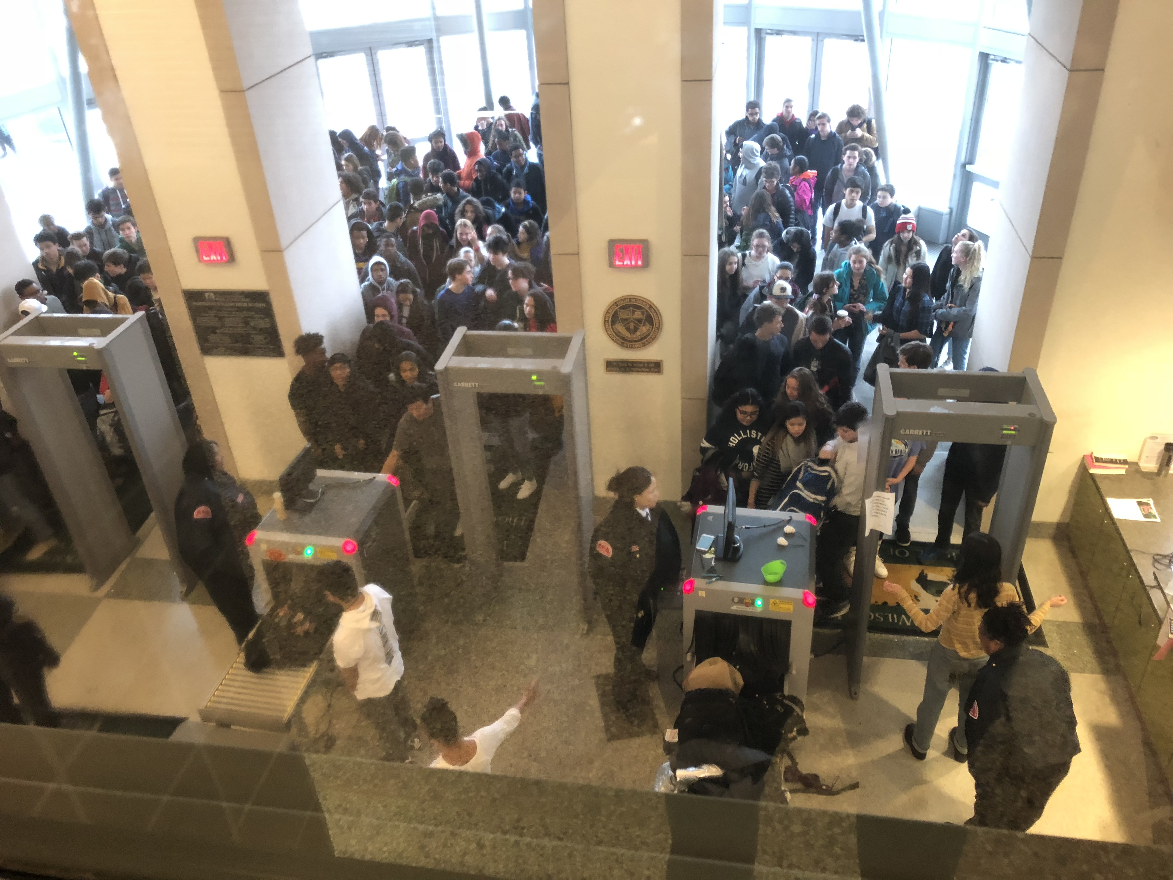Money for metal detectors yet to be used: A search for $10,000