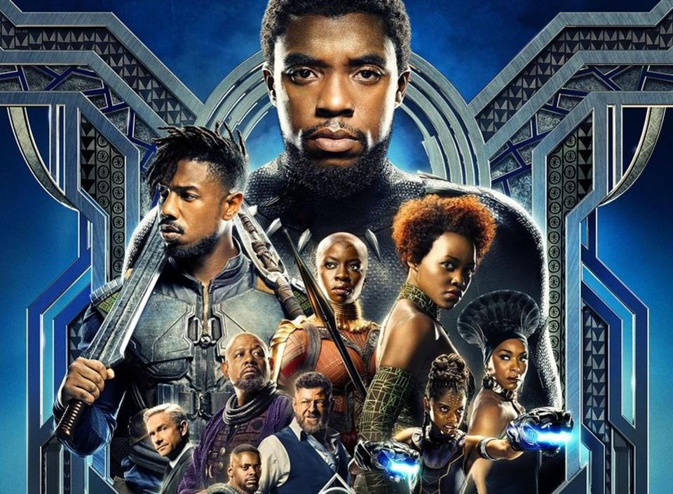 'Black Panther' claws its way into cinematic history