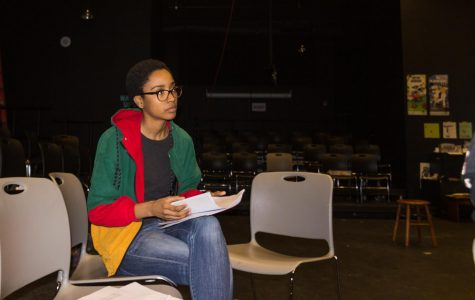 """Emotional meeting closes curtains on """"The Colored Museum"""" play"""
