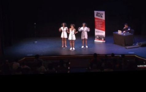 "Slam Poetry team from Wilson places second in ""Louder than a Bomb"" poetry competition"