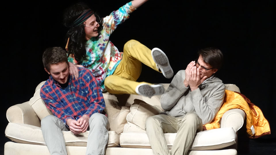 Curtains Close on Another 'One Acts'
