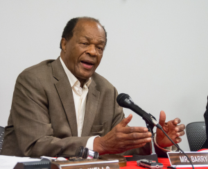 Ward 8 Council Member and former Mayor Marrion Barry Pased away this weekend. He was 78.