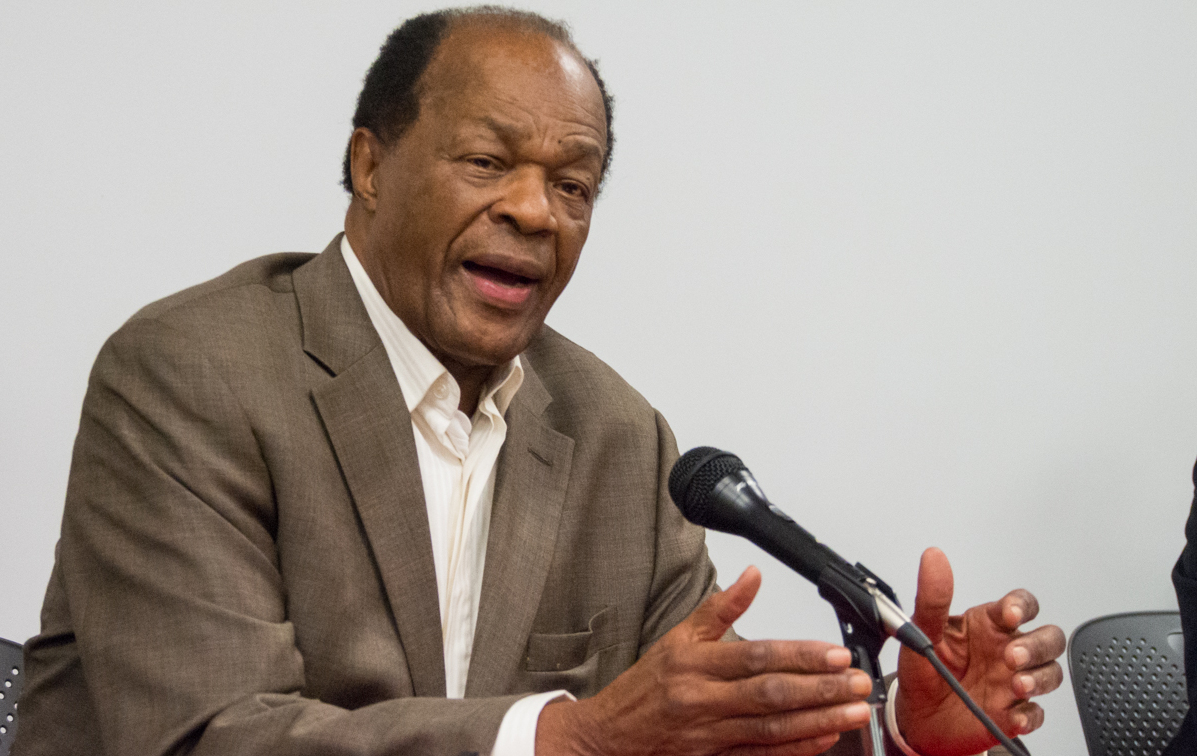 Wilson Remembers Marion Barry