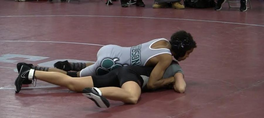 Wrestling Team Takes it to the Mats