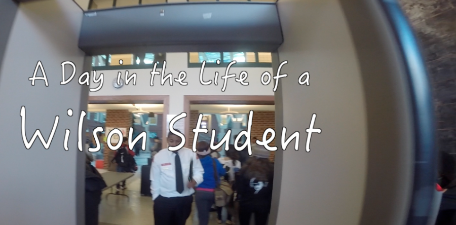 A Day in the Life of a Wilson Student Video