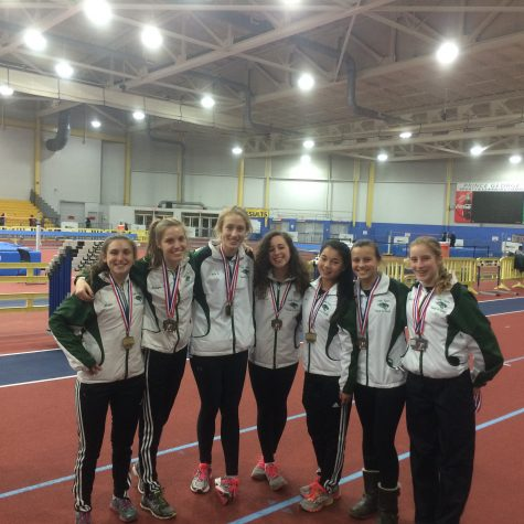 Tigers Outshine Opponents in Indoor Track Championships
