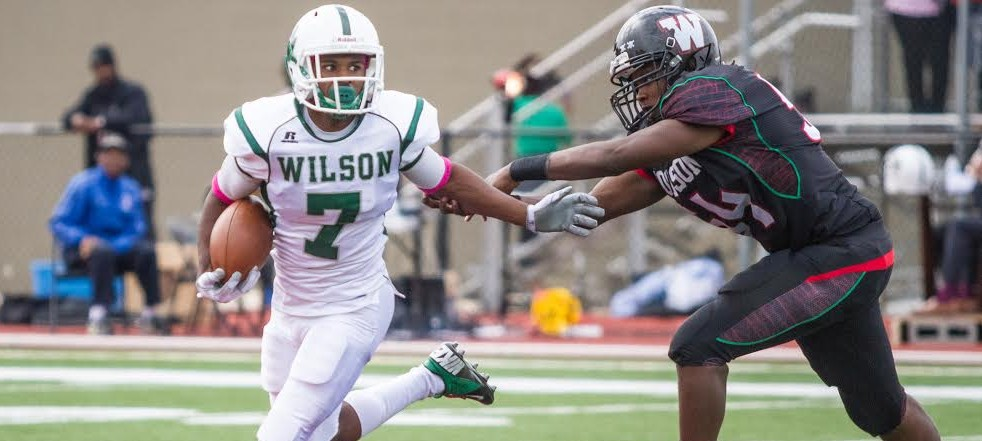 Wilson Running Back Abdul Adams Transfers