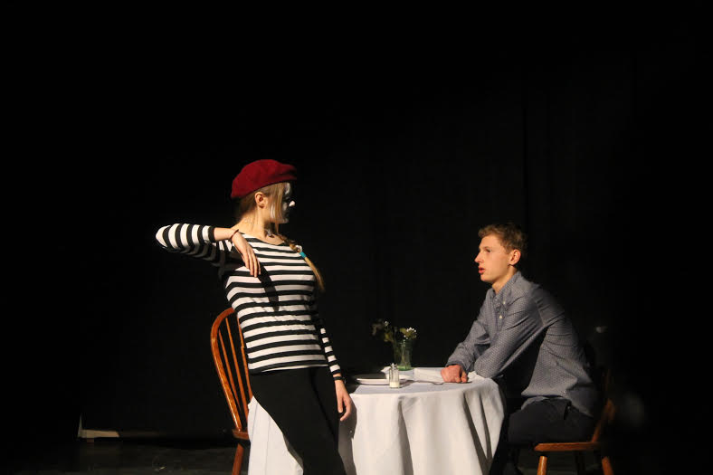 Watch the Wilson Players One Acts 2015