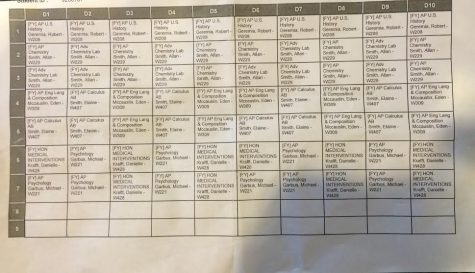 Switching Schedules Becomes More Difficult