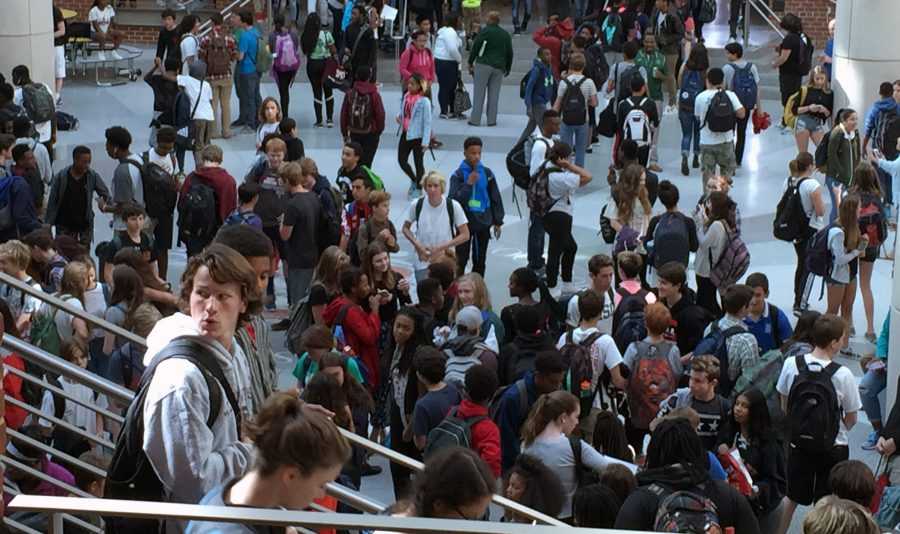The biggest freshman class in decades encounters struggles with overcrowding*