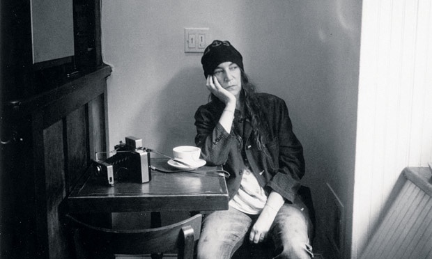 "Patti Smith reflects on new book ""M Train"" at GW Lisner Auditorium"