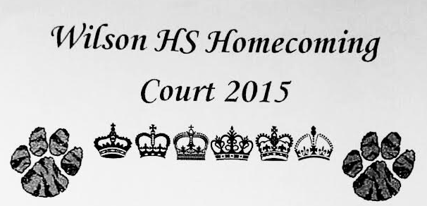 Students Vie for Place on Homecoming Throne