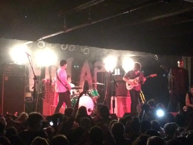 FIDLAR: Life's a risk, but this concert wasn't