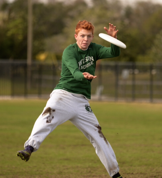 Senior Duncan Fitzgerald catches big break, named to US national ultimate Frisbee team