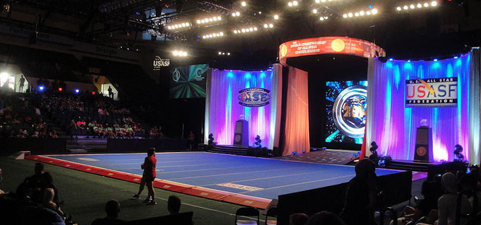 Wilson senior wins silver medal at Cheerleading World Championships