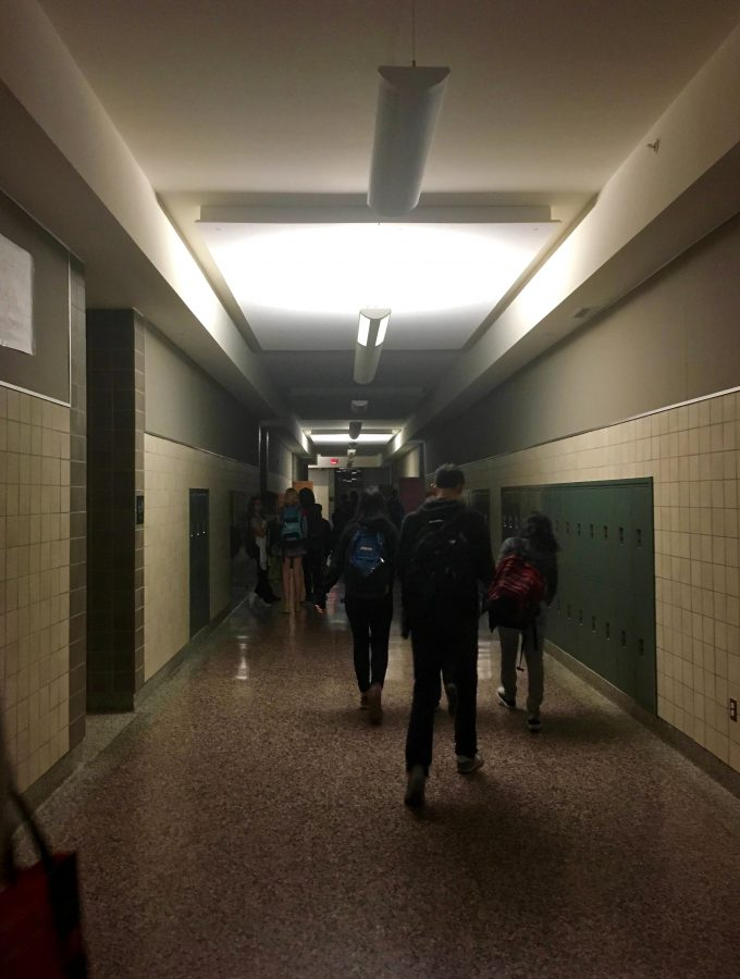 School cancelled after a blown fuse leaves Wilson and surrounding buildings without power