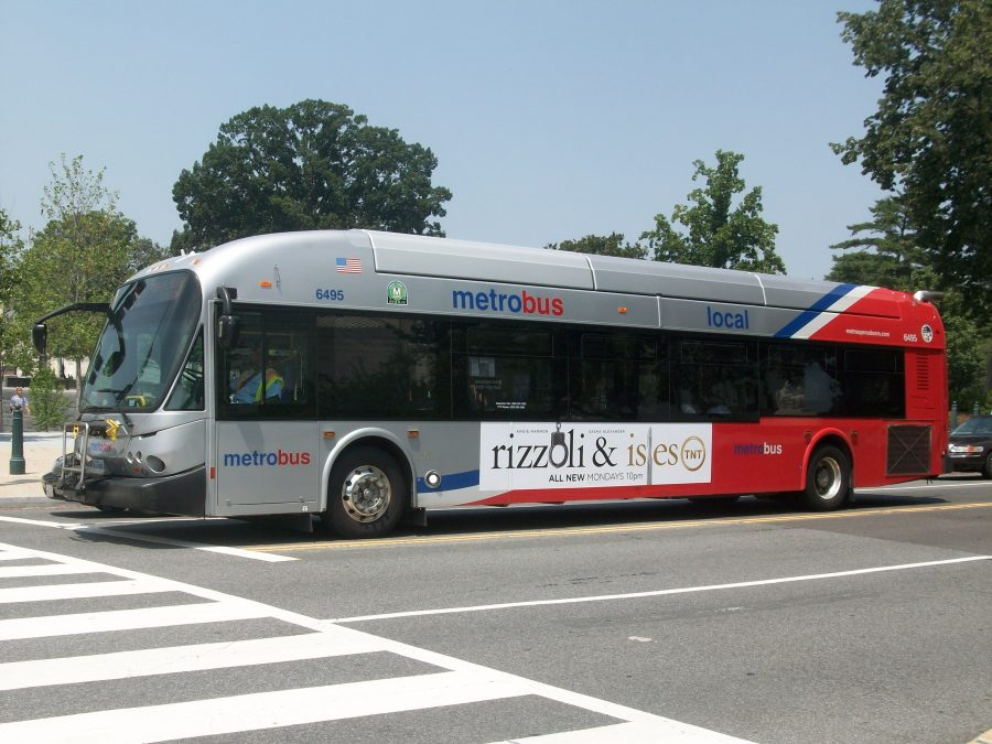 Pinned in Palisades: M4 bus leaves students stranded on weekends