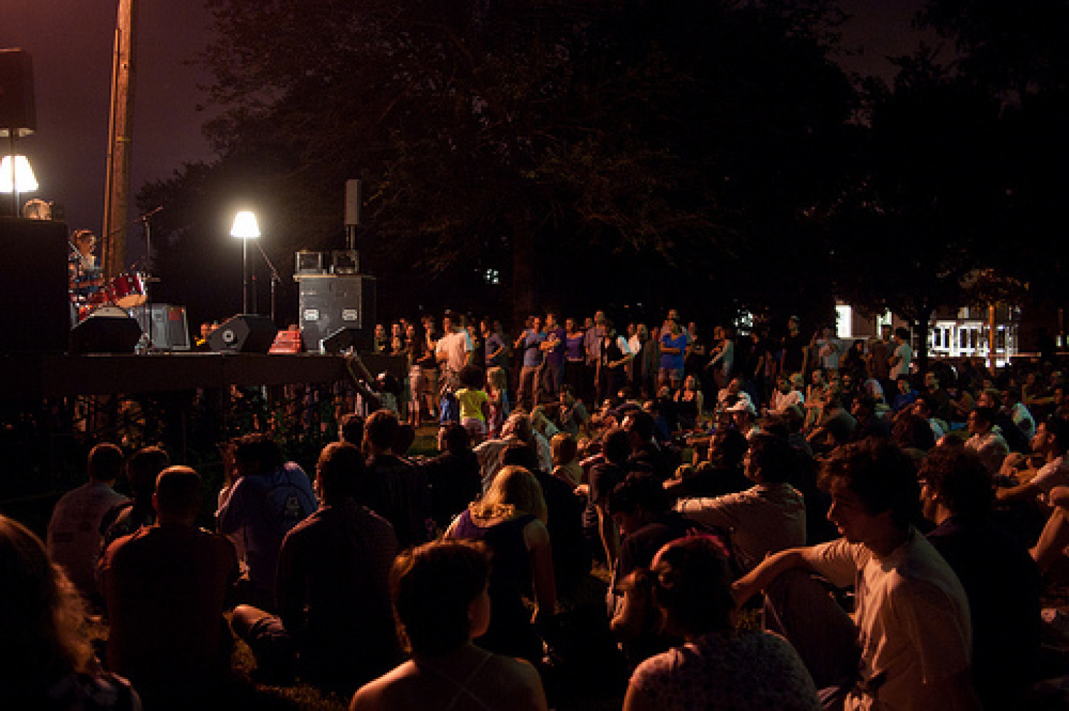 Amanda MacKaye tells all regarding the Fort Reno Concert Series threats