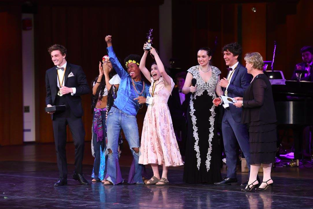 HAIR wins best musical and three more awards at CAPPIE awards
