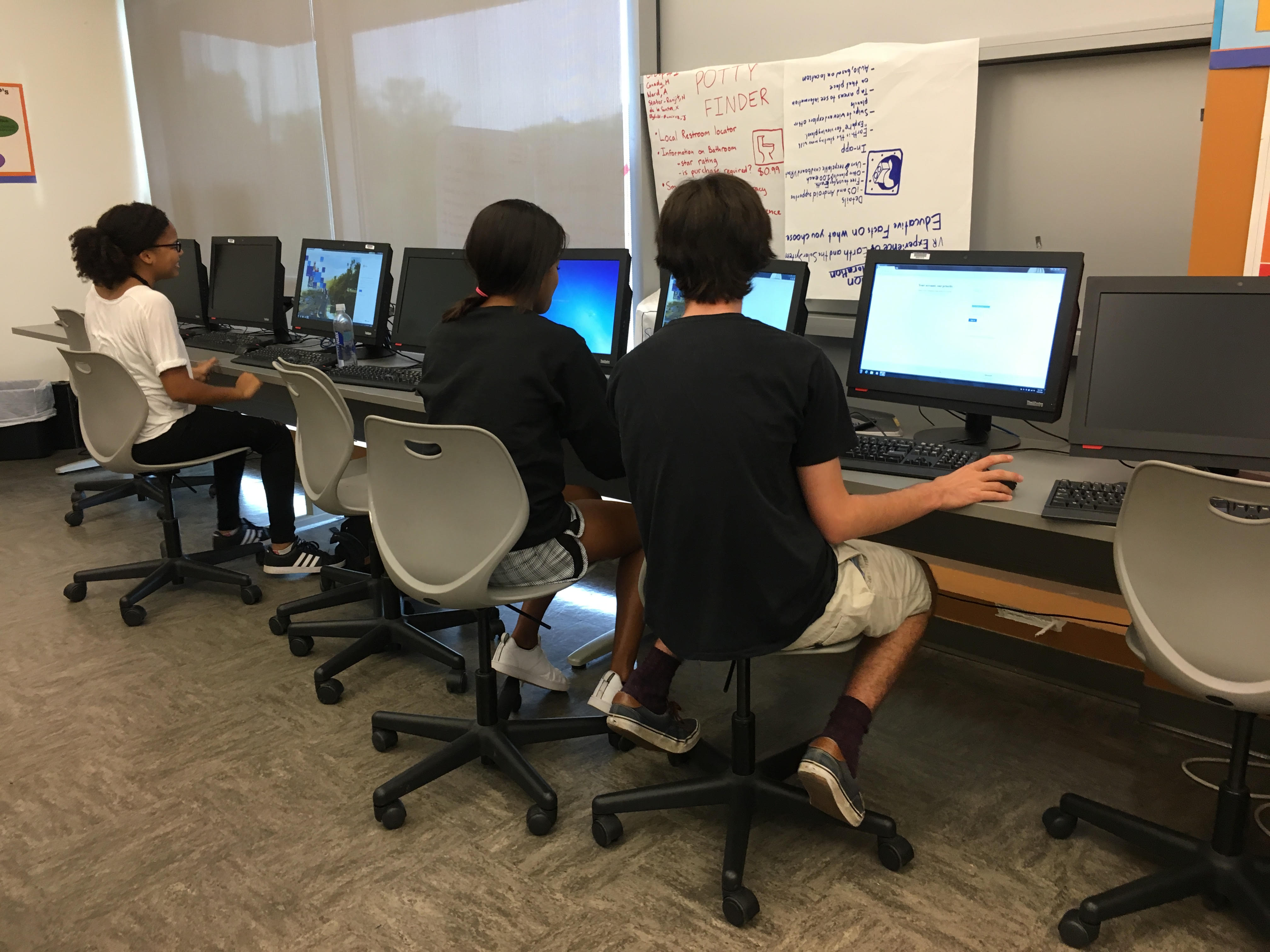New computer science club open up  entrepreneurship opportunities
