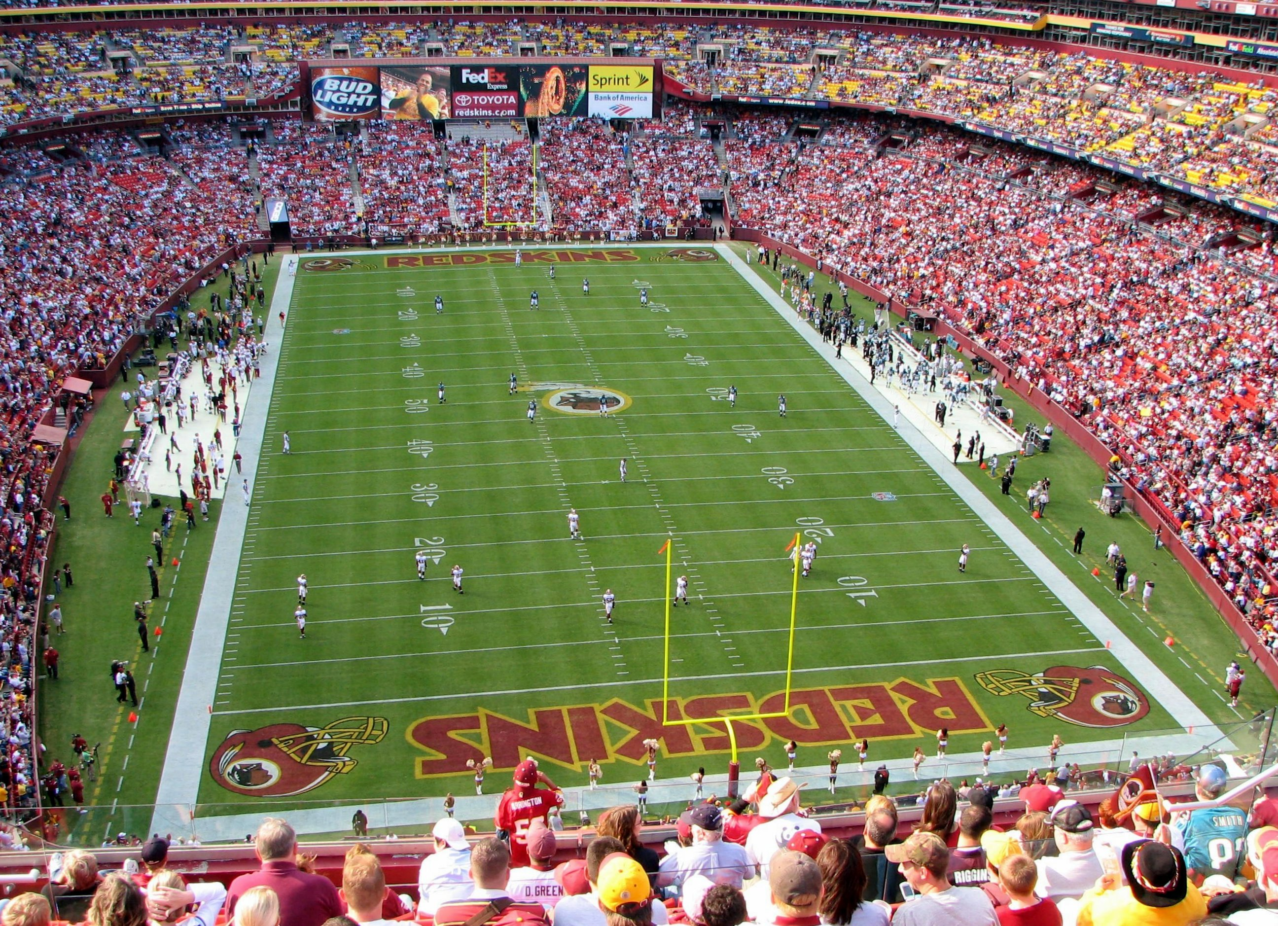 Redskins Looking to Win A Wildcard Spot