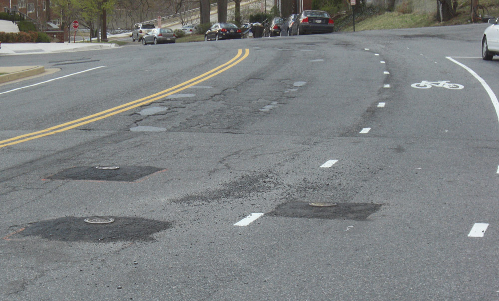 DC roads desperately need help