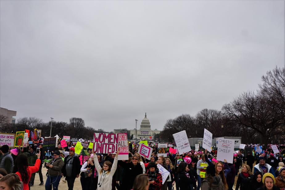 The Women's March leaves necessary voices out