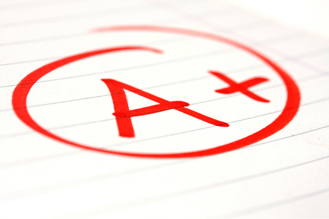 Schools should rethink their use of letter grades