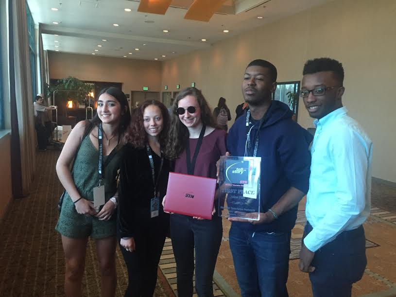 Tigers win big at Student Television Network Convention