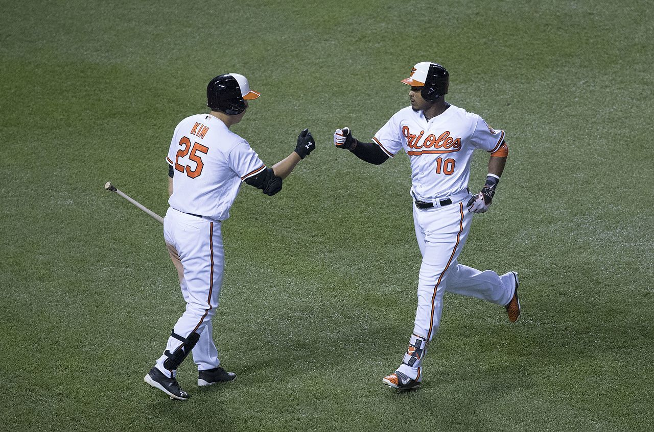 Orioles star faces racism in Boston