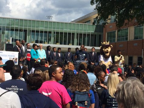 DCPS Back to School Block Party increases community involvement