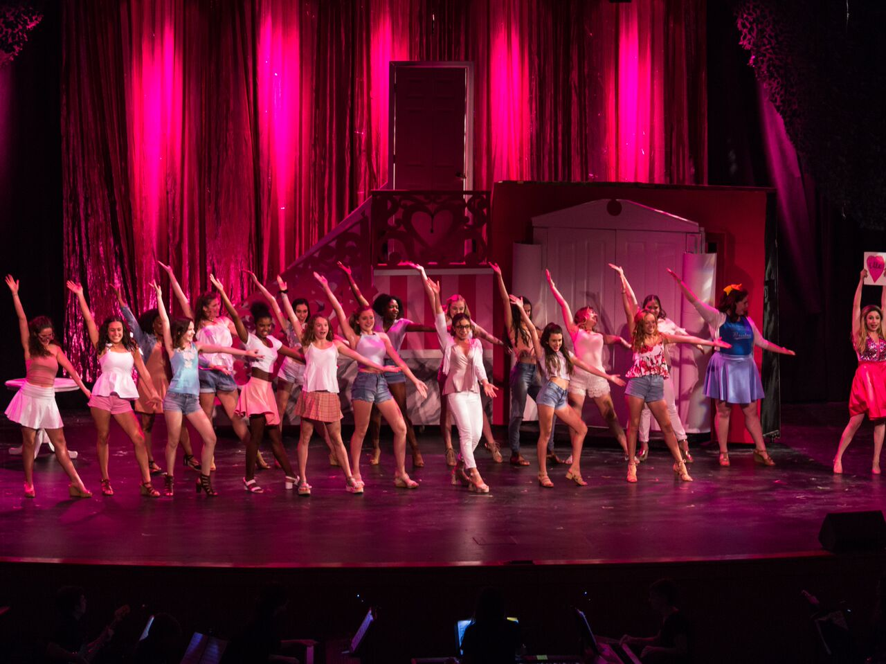 "Wilson's version of ""Legally Blonde"" should be on Broadway"