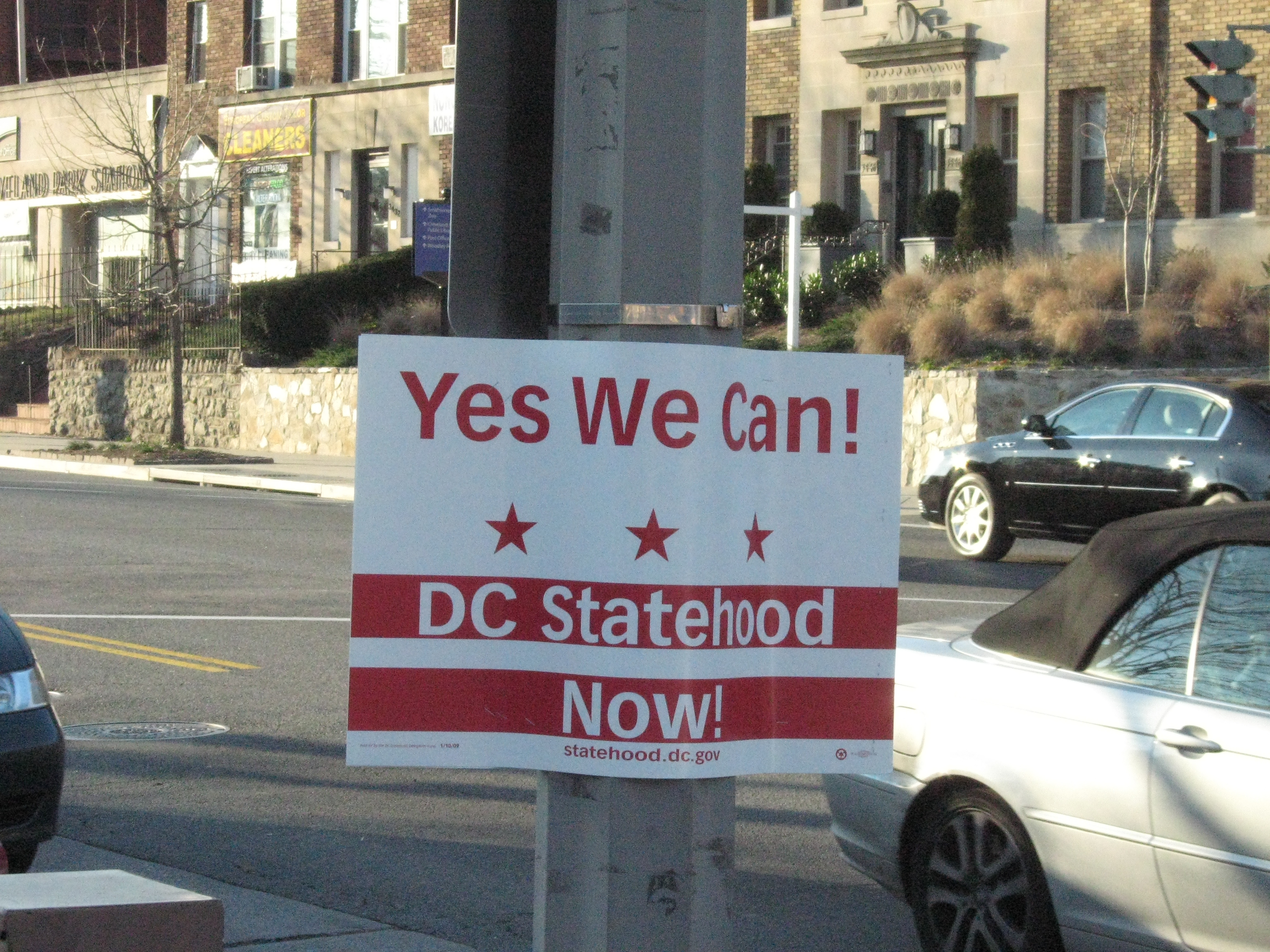 City Council fights hard for DC Statehood