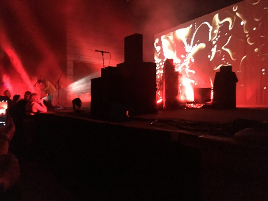 Portugal. The Man delights their fans