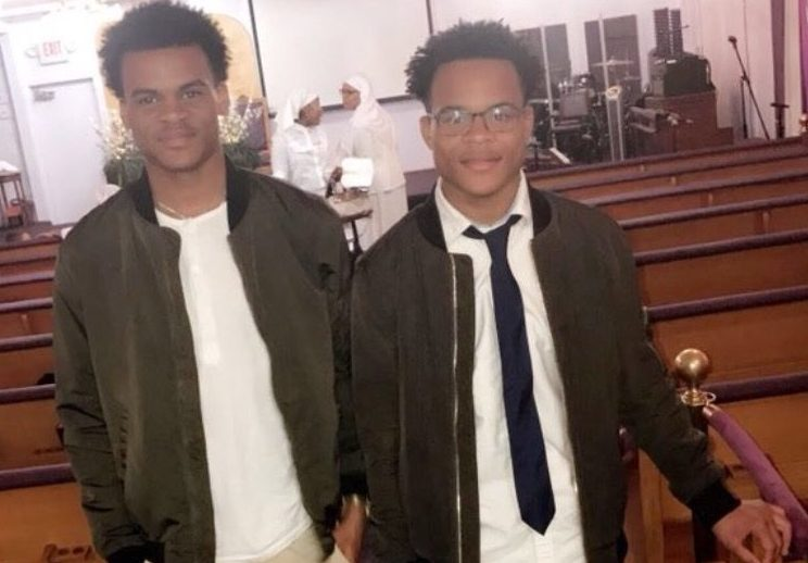 Thurgood Marshall senior honors brother lost to gun violence